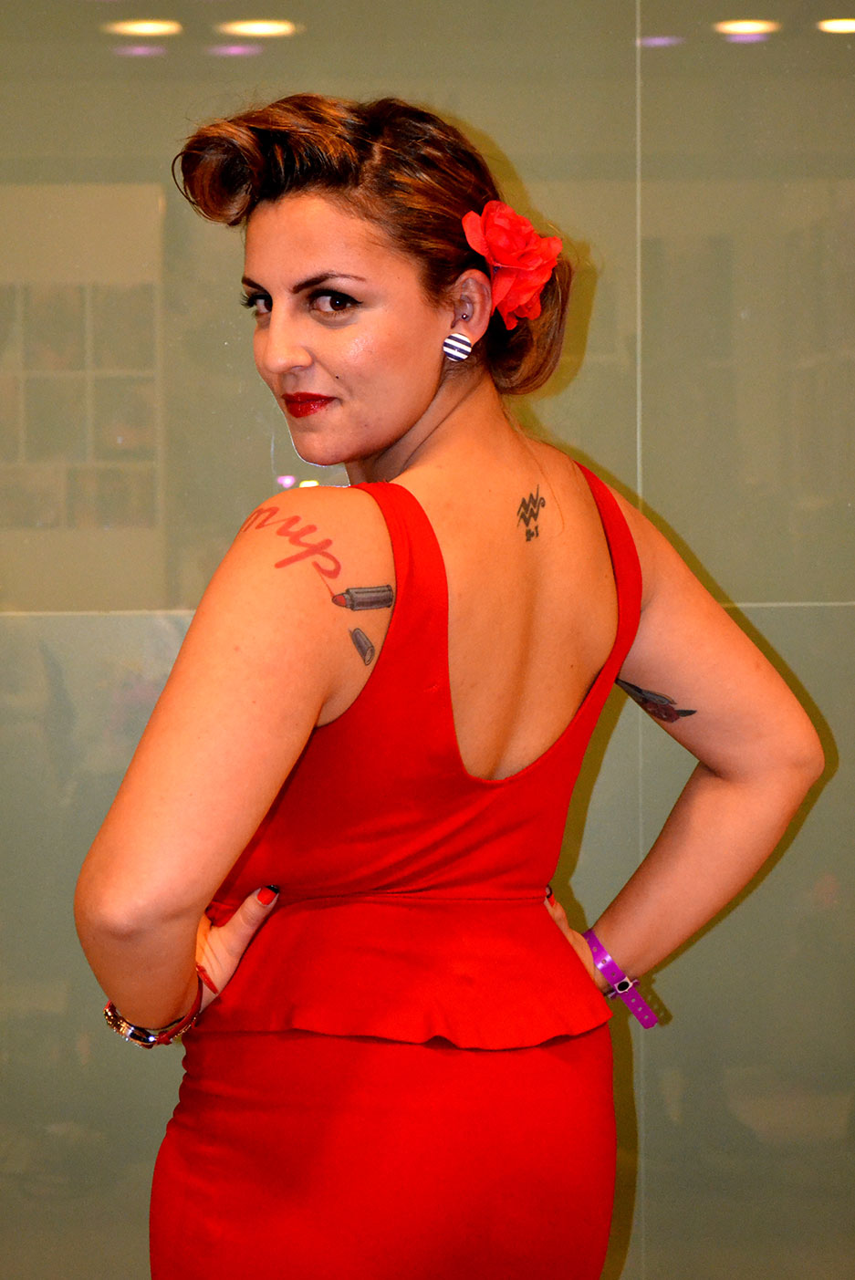 chicas pin up
