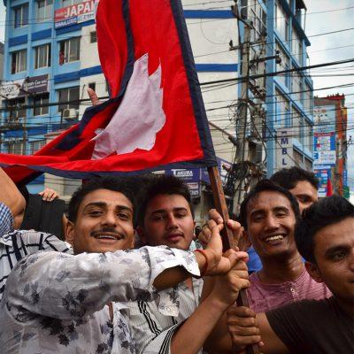 Nepal estrena Constitución