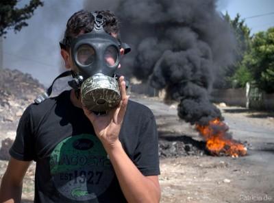 Disturbios en Kafr Qaddum